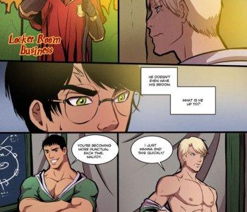 Harry potter sex comics